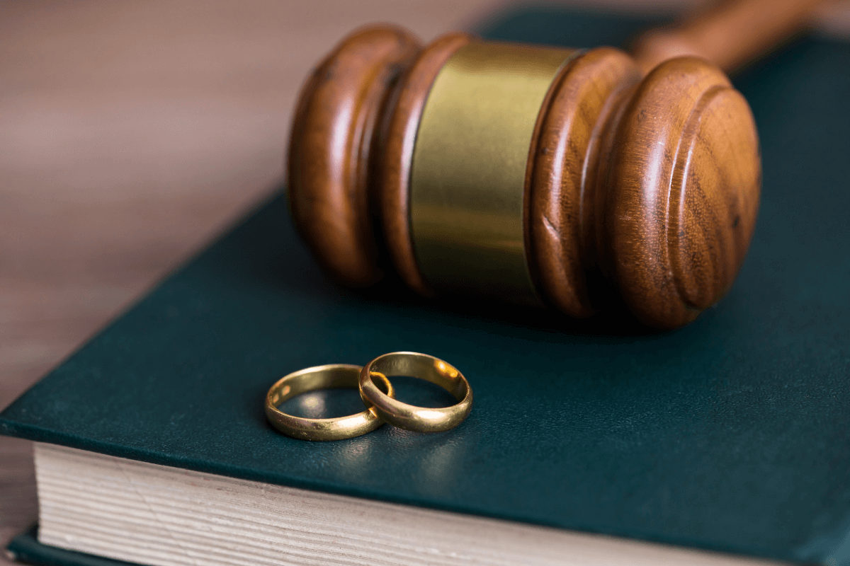Mistakes during divorce